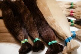 Натуральные волосы для наращивания фото