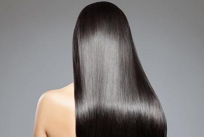 Кератиновое выпрямление волос. Эффективность и польза.