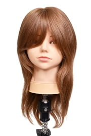 Парик из натуральных волос 3543 фото